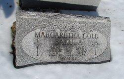 Margaretha <i>Schomaker</i> Gold Bakula