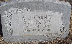 A J Carnes