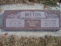 Thain Joseph Beeton