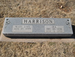 Ira Ray Harrison