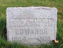 Elizabeth <i>Wilson</i> Edwards