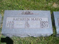 Kathryn Mayo