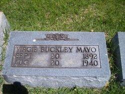 Virgie <i>Buckley</i> Mayo