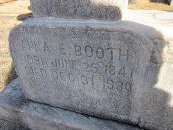 Anna Eliza <i>Jones</i> Booth