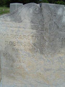 Margaret Hannah <i>Fullerton</i> Robinson