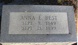 Anna E. <i>White</i> Best