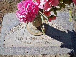 Roy Leon Bachman