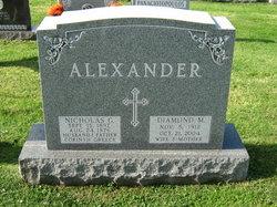 Diamond <i>Pappas</i> Alexander
