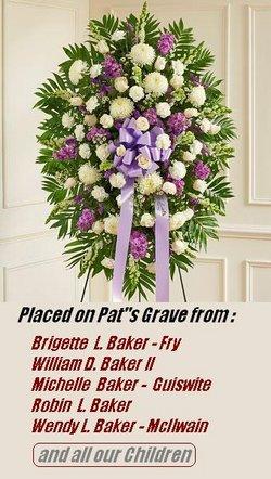 Patricia A. <i>James</i> Baker