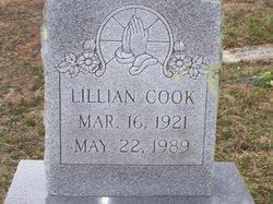 Lillian Nannie Cook