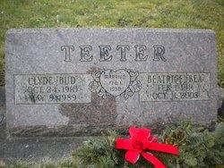 Clyde Freeman Bud Teeter