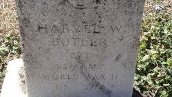 Harvel W. Butler