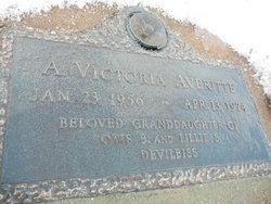 Andrea Victoria Vicki Averitte