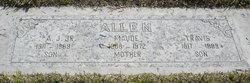 Maude L. <i>Harris</i> Allen