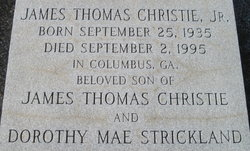 James Thomas Christie, Jr