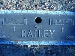 Lillie M Bailey