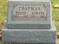 Bessie <i>Wilson</i> Chapman