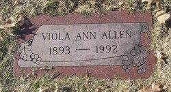 Viola Ann Allen