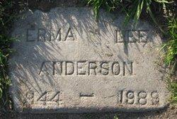 Erma Lee Anderson