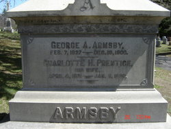 Charlotte <i>Prentice</i> Armsby