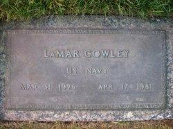 Al LaMar Cowley