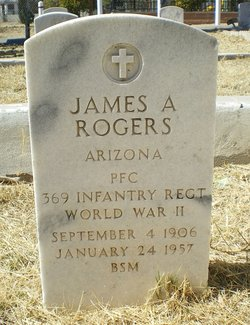James A Rogers