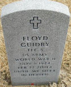 Floyd Guidry
