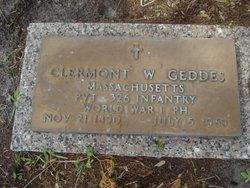 Clermont Whyte Kim Geddes