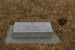 Clarence W. Kapke