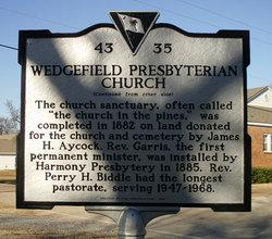 Wedgefield Presbyterian Church Cemetery