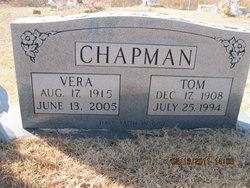 Vera <i>Bullock</i> Chapman