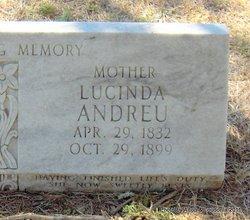 Mary Lucinda <i>McKinney</i> Andreu