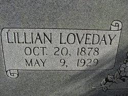 Lillian <i>Loveday</i> Hooks