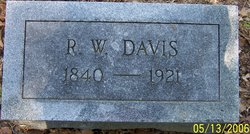 Richard W Davis