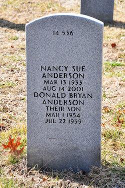 Donald Bryan Anderson