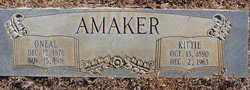Oneal Amaker