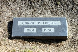 Carrie Payne <i>Russell</i> Fowler