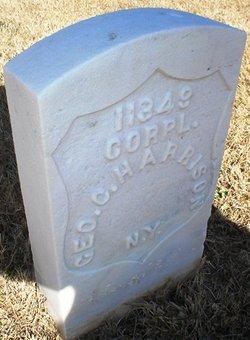 Corp George C. Harrison