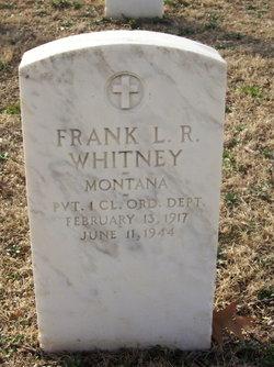 Frank L Whitney