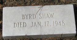 Byrd Shaw