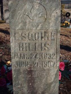 Pvt Esquire Squire Hillis, Sr