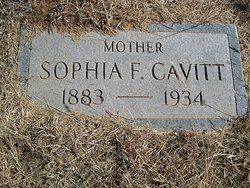 Sophia Frances <i>Medford</i> Cavitt