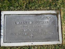 Lorenzo Tucker