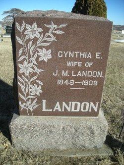 Cynthia Evelyn <i>Babcock</i> Landon