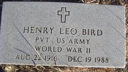 Henry Leo Bird