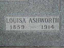 Mary Louisa Alice <i>Ashworth</i> Blair