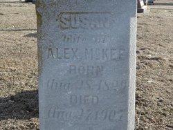 Susan <i>Bowerman</i> McKee