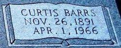 Curtis <i>Barrs</i> Bolin
