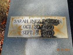 Sara Inez Dawson