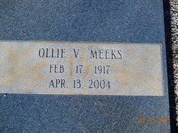 Ollie Virginia Meeks
